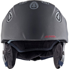 Alpina Grap 2.0 L.E. Casco de esquí, denim-grey matt
